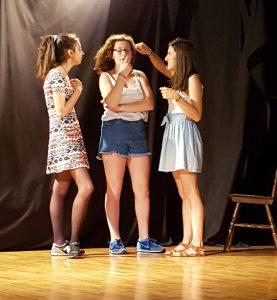 Stages théâtre enfants et adolescents